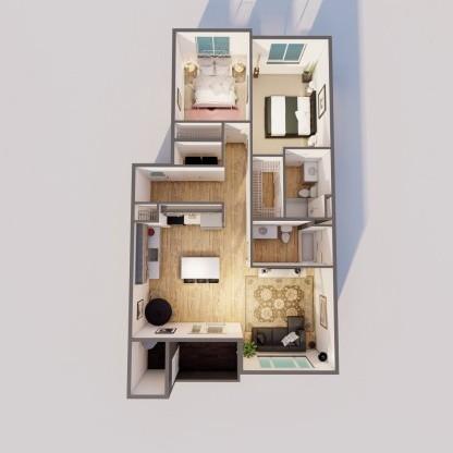 5 Points Apartments