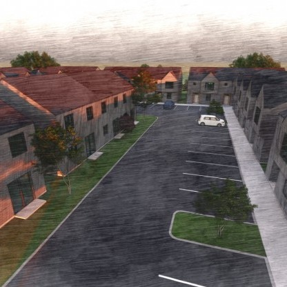 Gregory Townhomes